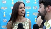Fan Moguls TV : 41st Saturn Awards with actress Salli Richardson-Whitfield and host Zak Vaudo